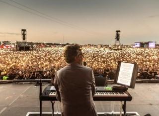 Fito Paez en el Lollapalooza