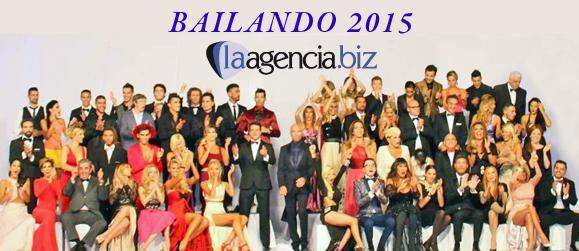 Contratar a confirmados del Bailando 2015