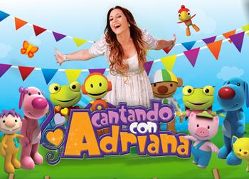 Contratar a Cantando Con Adriana en laagenca.biz