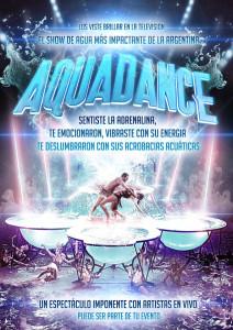 Contratar Aquadance en laagencia.biz