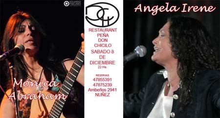Contratar a Angela Irene