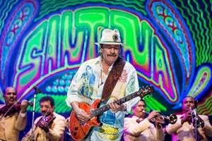 Contratar a Carlos Santana en laagencia