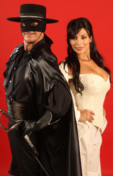 Contratar a El Zorro y el tesoro de la montaña azul