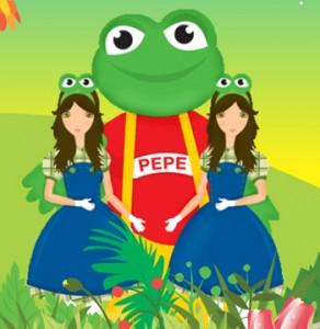 Contratar a Sapo Pepe en laagencia