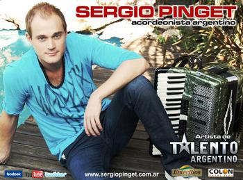 Contratar a Sergio Pinget