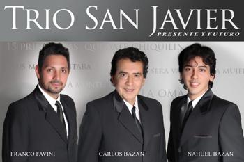 Contratar al Trio San Javier en laagencia.biz