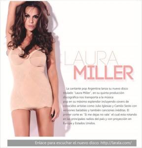 Contratar a Laura Miller