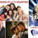Contratar estrellas de TV argentina