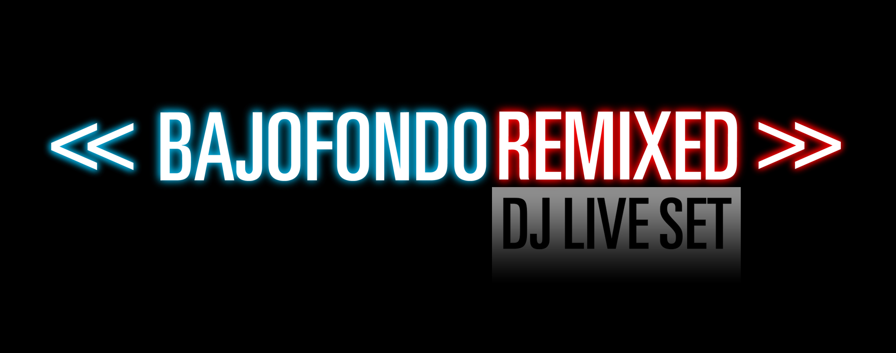 logo Bajofondo Remixed (DJ Live set)